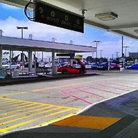 Photo taken at Hertz Rental Car by Milton on 5/4/2013