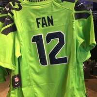 Photo taken at The Pro Shop at CenturyLink Field by Frank L. on 9/19/2016