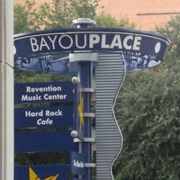 Photo taken at Bayou Place by Mark M. on 10/29/2016