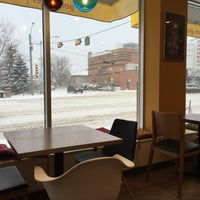 Photo taken at Remedy Cafe by Chris M. on 1/2/2015