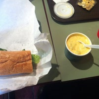 Photo taken at Caffrey's Deli & Subs by Gabriel D. on 9/20/2013