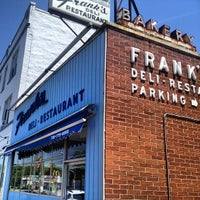 Photo taken at Franks Deli & Restaurant by Gabriel D. on 6/1/2013
