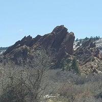 Photo taken at Roxborough State Park by Katy K. on 4/3/2016