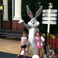 Photo taken at Six Flags Over Georgia by Darryl F. on 7/27/2013