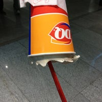 Photo taken at Dairy Queen by Yosafathg on 7/29/2013