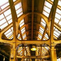 Photo taken at Newark Penn Station by Paul T. on 4/28/2013