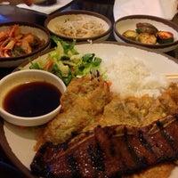Photo taken at Jun's House Korean Restaurant by P Pam P. on 9/8/2013