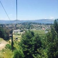 Photo taken at Skyline Rotorua Gondola by Andrea S. on 1/6/2015