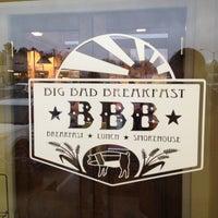 Photo taken at Big Bad Breakfast by David H. on 2/10/2013