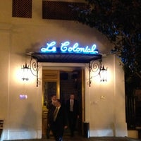 Photo taken at Le Colonial by Natalie B. on 12/12/2012