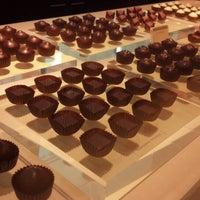 Photo taken at Fran's Chocolates by Sunita P. on 9/30/2012