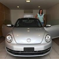 Photo taken at Volkswagen Las Palmas Automotores De Morelos by Carlos R. on 10/21/2016