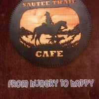 Photo taken at Sautee Trail Cafe by Tinsley W. on 10/28/2013
