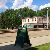 Photo taken at Fort Edmonton Park by James B. on 6/8/2013