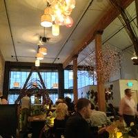 Photo taken at AQ Restaurant & Bar by Maika M. on 5/31/2013