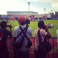Photo taken at Federación Peruana de Futbol by Jorge S. on 3/24/2015
