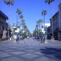Photo taken at Third Street Promenade by John R. on 3/12/2013