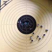Photo taken at Perbakin Shooting Range by Astrid K. on 2/19/2014