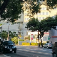 Photo taken at King St & Kalakaua Ave Intersection by Stephen C. on 3/19/2016