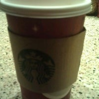 Photo taken at Starbucks by Alison H. on 11/17/2012