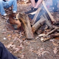 Photo taken at Drummer Boy Camping Resort by Brandon P. on 11/2/2013