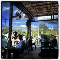 Photo taken at Bouldin Creek Café by C K. on 7/27/2013