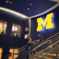 Photo taken at Crisler Center by Rob B. on 1/24/2013