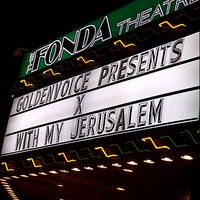 Photo taken at The Fonda Theatre by Dawn M. on 12/22/2012
