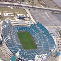 Photo taken at EverBank Field by Swiper N. on 2/8/2013