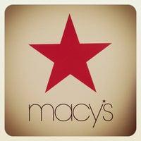 Photo taken at Macy's by Eng. Aziz H. on 3/25/2013