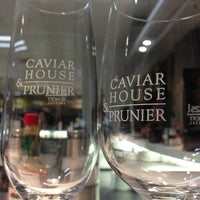 Photo taken at Caviar House & Prunier by Sergey P. on 12/27/2012