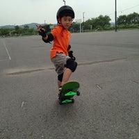 Photo taken at Banpo Hangang Park by Jin N. on 6/21/2014