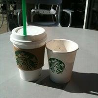 Photo taken at Starbucks by Jimmy Q. on 10/15/2012