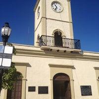 Photo taken at Palacio Municipal by Jesus A. on 10/25/2012