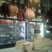Photo taken at Di Palo Fine Foods by Etele I. on 10/19/2012