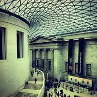 Photo taken at British Museum by Robbie G. on 6/22/2013