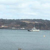 Photo taken at Petit Passage Ferry by Dave K. on 4/15/2014