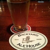 Photo taken at Backyard Ale House by Elwyn L. on 6/16/2013