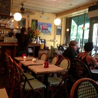 Photo taken at Le Grainne Cafe by Dominic G. on 8/7/2013
