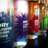 Photo taken at DRY Soda Co. by Rebecca L. on 3/4/2013