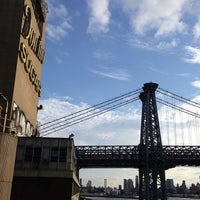 Photo taken at Domino Sugar Factory by Richard L. on 7/25/2013