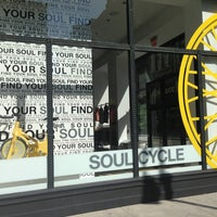 Photo taken at SoulCycle NoHo by Donald C. on 7/6/2013