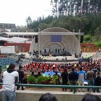 Photo taken at Anfiteatro San Pedro de la Paz by Jose Luis T. on 9/19/2012