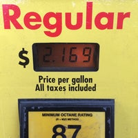 Photo taken at Shell by John D. on 12/18/2014