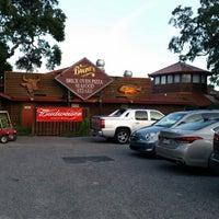 Photo taken at Bovine's Wood Fired Restaurant by Anthony K. on 9/1/2014