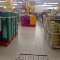 Photo taken at Carrefour by Nella Eka S. on 6/21/2014