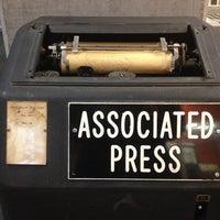 Photo taken at Walter Cronkite School of Journalism & Mass Communication by Alex Y. on 1/18/2013