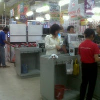Photo taken at Carrefour Express by Rudi S. D. on 6/19/2013
