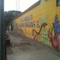 Photo taken at Feria Modelo Bernardo O'higgins by Jose C. on 9/30/2012
