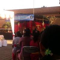 Photo taken at SMKN 5 Denpasar by Surya m. on 8/21/2013